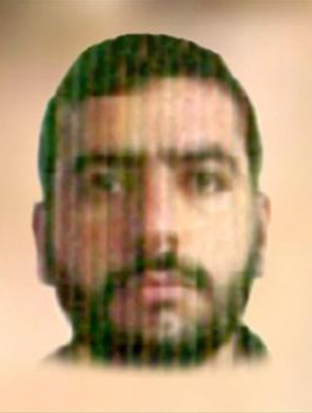 Executed: ISIS's second-in-command Abu-Nabil Al-Anbari (pictured) was allegedly forced to do a walk of shame through the Libyan city of Derna before he was hanged to death