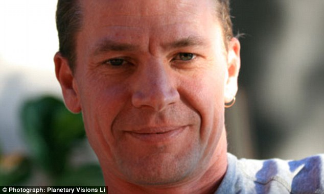 Professor Seymour Laxon, 49, (pictured) a director of the Centre for Polar Observation at University College London, was at a New Year's Eve party in Essex when he fell down a flight of stairs and died