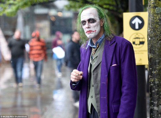 Comic Con 2015 sees fans cosplay as their favourite ...