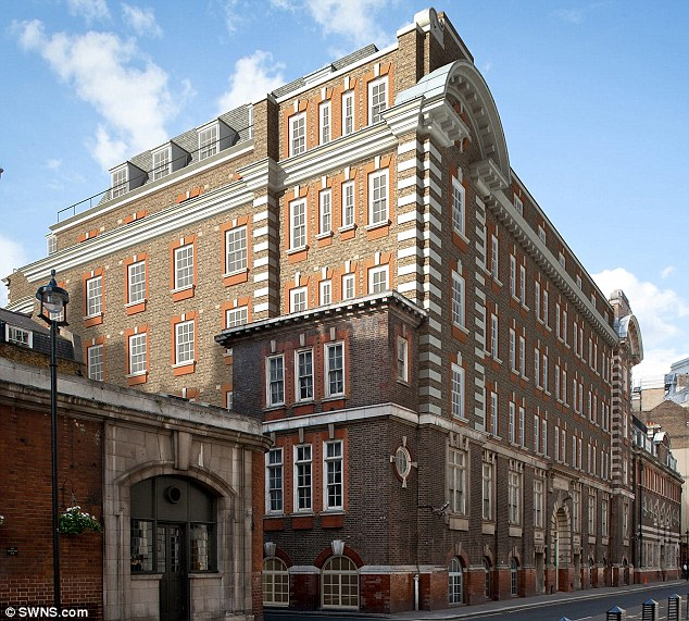 Former Great Scotland Yard HQ Set To Be Transformed Into