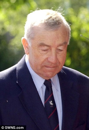 Retired headmaster Nigel Weekes (pictured) who admitted sexually abusing an eight-year-old girl has been spared jail because of his ill health