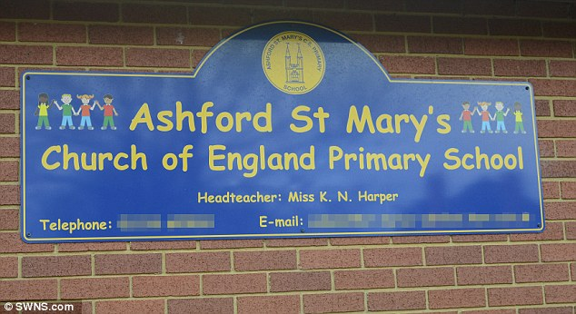 The offences carried out against the young girls date back to the 1970s, when Weekes was headteacher at the school in Ashford