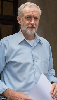 Panton told Corbyn in August 1992 that 'very bad things had happened' to him when he'd been living at an Islington care home several years earlier