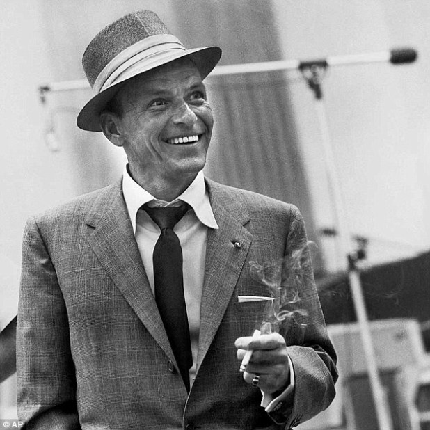 All too often, Mia had to hang around with the wives and girlfriends of his pals in Las Vegas, while Sinatra spent half the night gambling