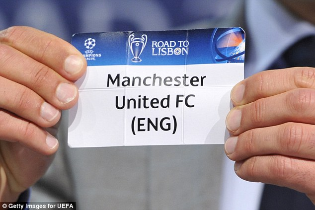 United's name will be back among the teams in the Champions League draw on Friday after a year away