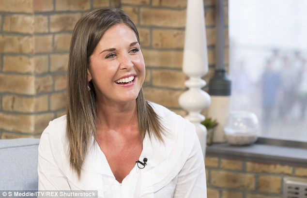 Lady Lara Asprey, pictured on today's This Morning, has helped members of high society find love via her dating agency, The Sloane Arranger