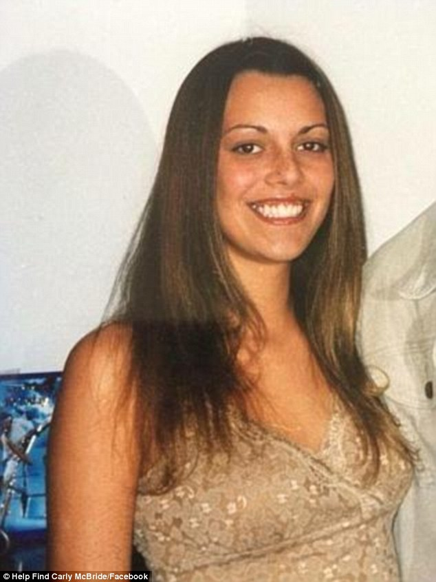 Detectives Hunting For Missing Mother Carly Mcbride Pictured Have Called The Us Department Of