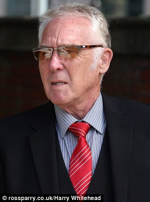 Ex-Rotherham mayor Barry Dodson (pictured) was today cleared of an indecent assault charge claimed to have happened in 1987