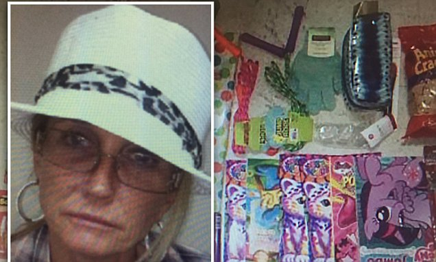 Kim Richards Frowns In Mugshot After Target Shoplifting