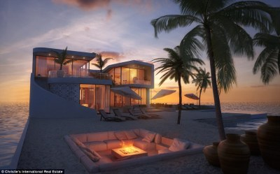 Christie's International Real Estate to build floating ...