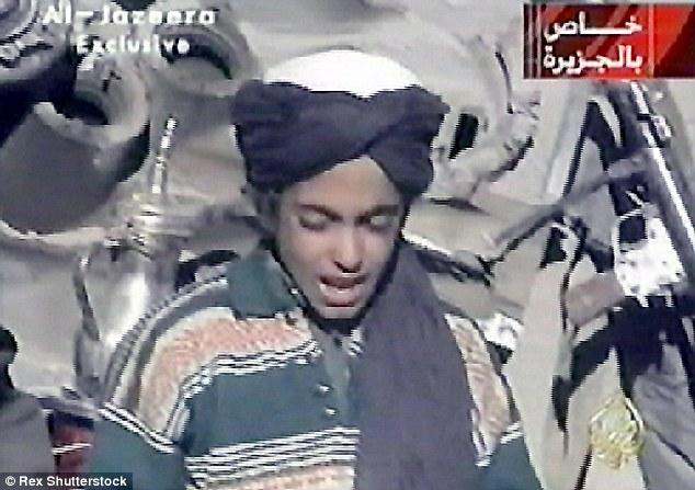 "Image result for Osama bin Laden."" Hamza"