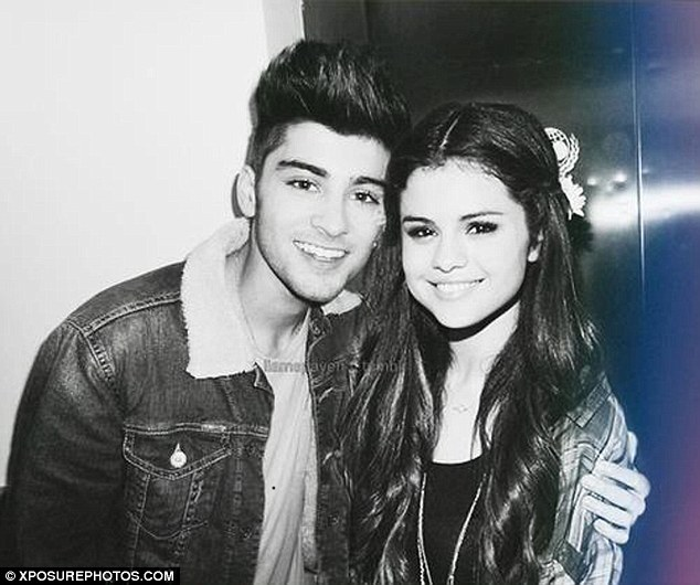 Mtv And Gomez Zayn Selena