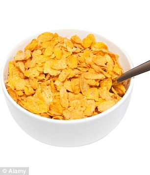 Cereals with added vitamins may contain jet fuel