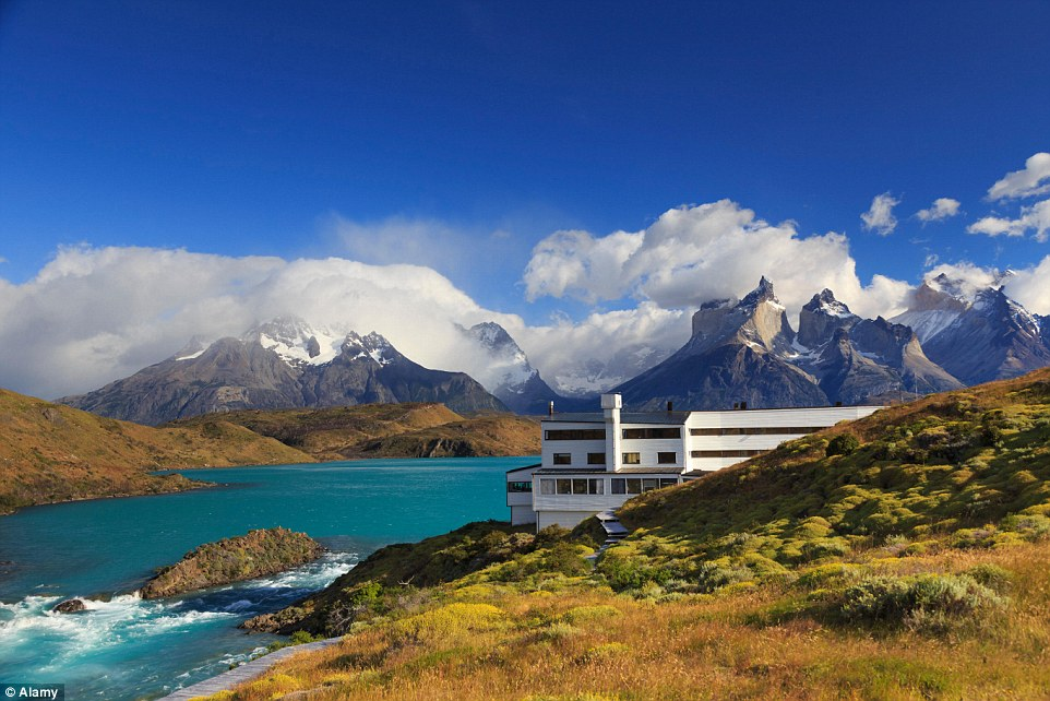 Perfect for intrepid travellers, the luxury Explora Patagonia hotel in Chile offers guests over 50 action-packed adventures to choose from