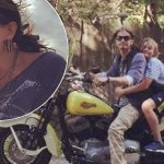cummings congressman Steven Tyler takes daughter Liv's son for a spin on his ...