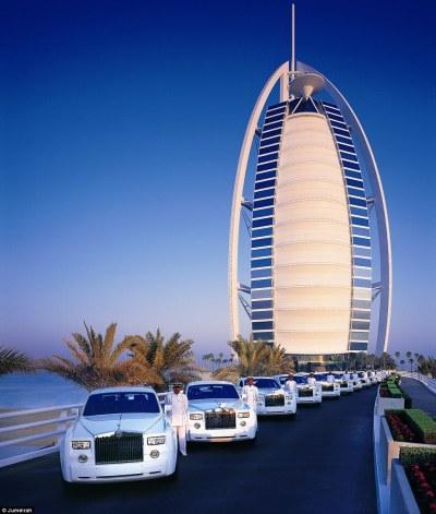 A sneak peek at Burj Al Arab's new beachside resort North ...