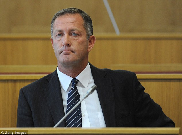 Rotherham Council and South Yorkshire Police were roundly criticised in its wake and a series off high profile resignations culminated in the departure of South Yorkshire's Police and Crime Commissioner, Shaun Wright (pictured)