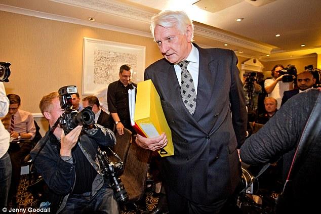 Image result for Former MP Harvey Proctor after dark