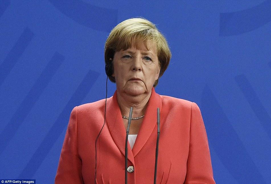 Actúa ahora: la canciller alemana, Angela Merkel (en la foto) ha hecho un llamamiento a la acción contra la crisis migratoria, que según ella está poniendo a prueba los ideales fundamentales de la Unión Europea
