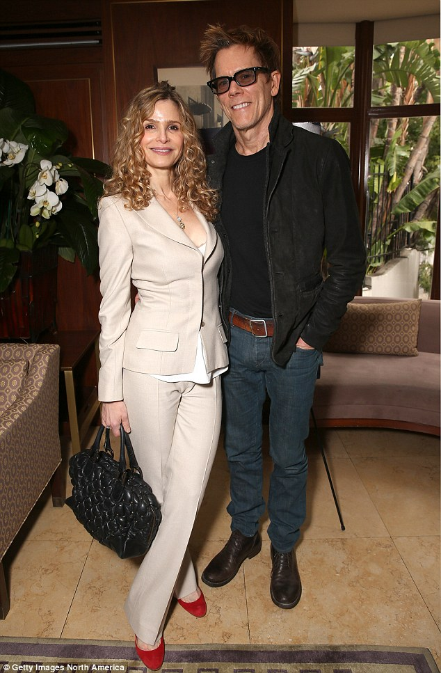Kevin Bacon Marks 27th Anniversary With Kyra Sedgwick By