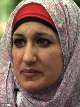 Spat at on the street: Hasina Khan