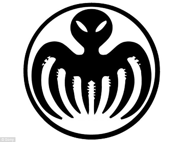 The logo has been a key part of the promo push for Spectre so far and featured on a poster for the film in December