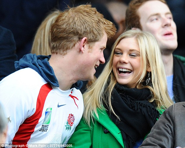 Image result for chelsea prince harry's ex