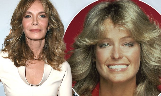 jaclyn smith is 'reduced to tears' when asked about farrah