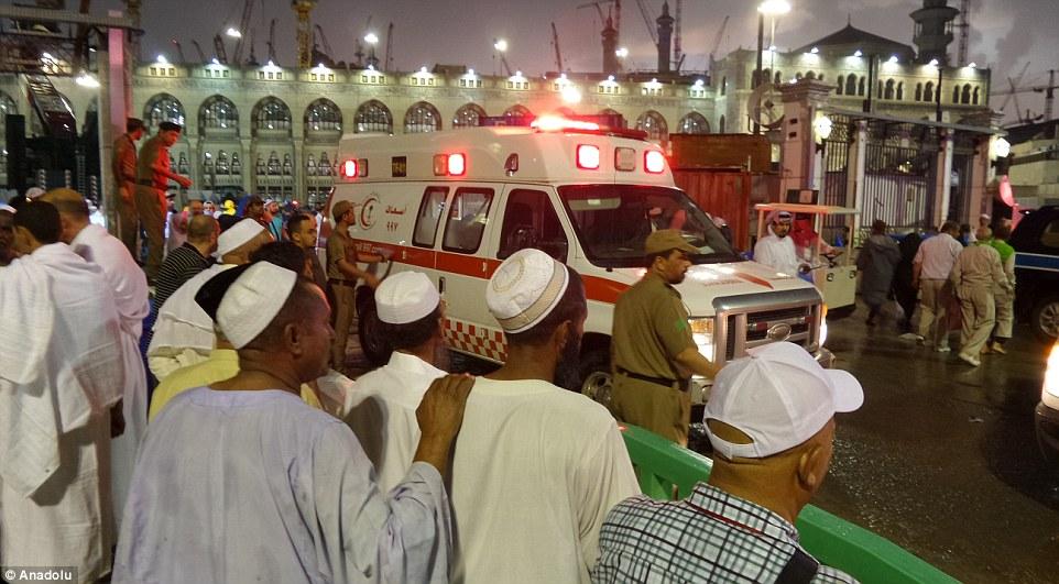 Decenas de muertos: Al menos 154 personas han resultado heridas en el desastre y al menos 65 personas han muerto