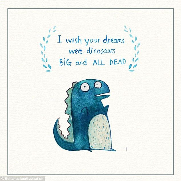Kaa Studios Greeting Cards Are Perfect For Your Enemies