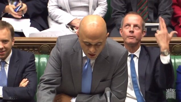 Oh shoot me now! Tory minister pretends to blow his brains out over Labour's opposition to the Tory strike crack down
