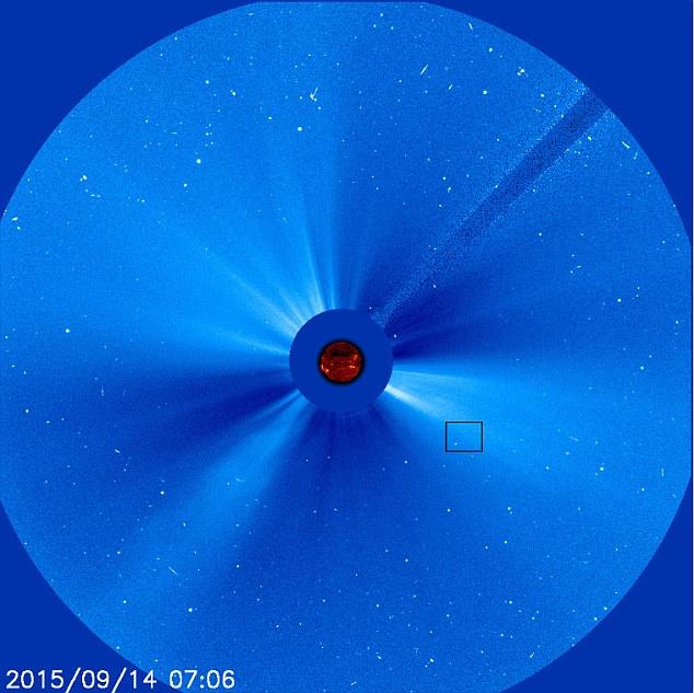 Cometas podem dizer aos cientistas muito sobre o local ea hora em que eles se originaram. E cometas rasantes (um mostrado na caixa) também pode ajudar os especialistas saber mais sobre as forças do sol