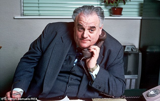 Detained: The late Liberal MP Cyril Smith (pictured) was apparently arrested at a sex party involving boys but was released without charge