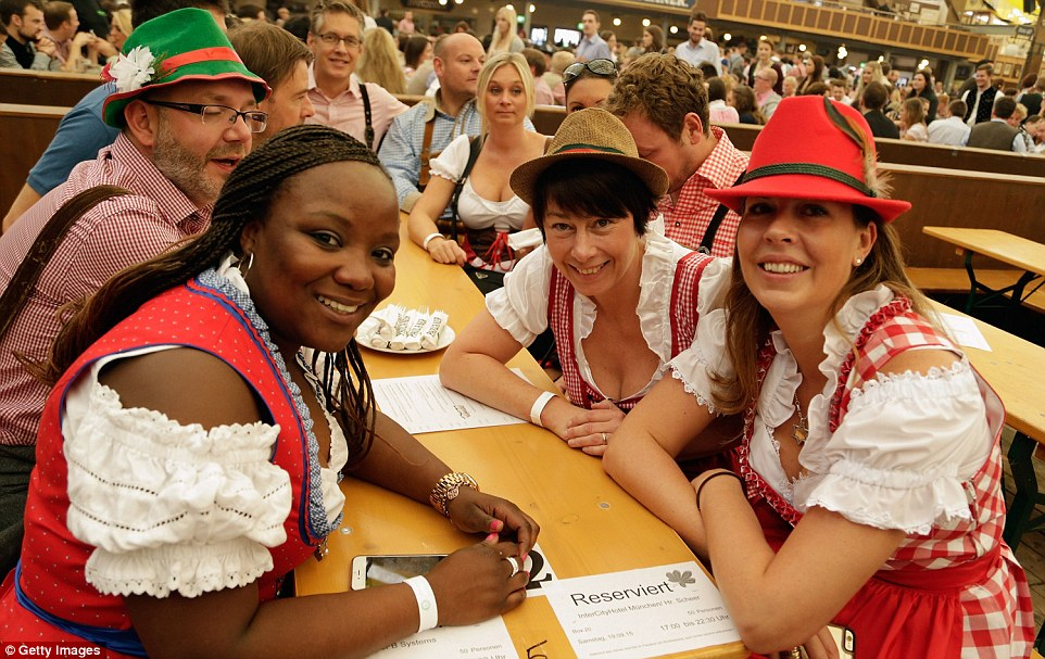 Image result for dirndl and male clothes