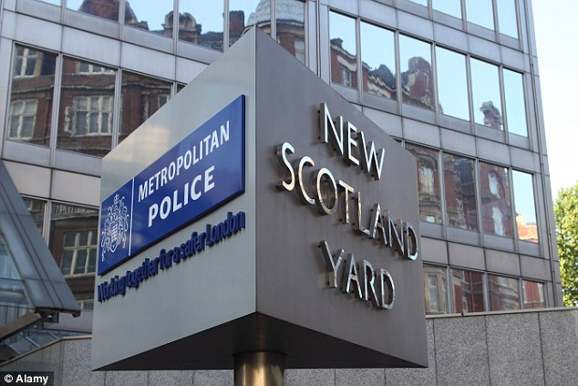 Breaking its silence: Senior police at Scotland Yard admitted that giving public credence to claims of rape and murder at the heart of Westminster had been an error