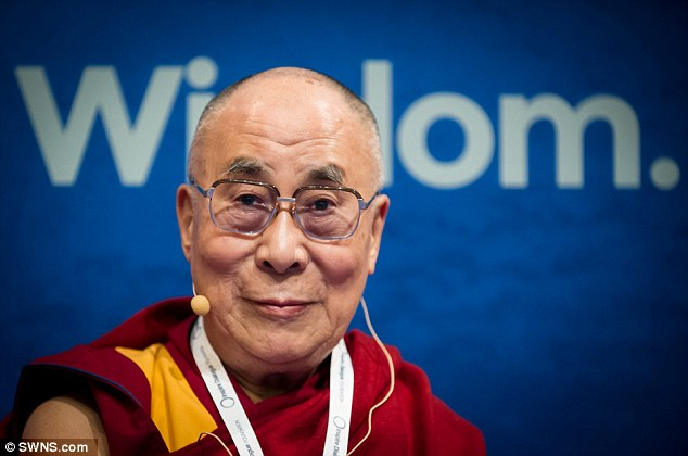 Dalai Lama says he could be succeeded by a woman… but only if she is ...