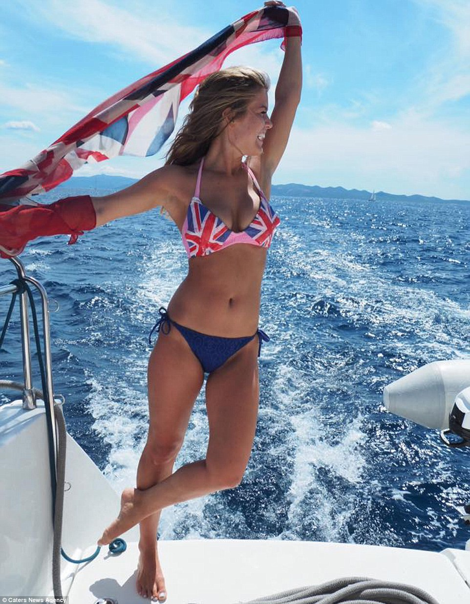 Mollie Bylett Gets Paid To Travel The World For GoPro And