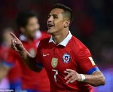 Video: Chile vs Brazil