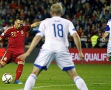 Video: Tây Ban Nha vs Luxembourg