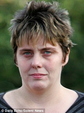 Victim:Last month, Carla Whitlock, pictured before the attack, lost an eye in an attack in Southampton