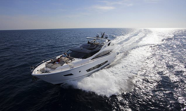 Losses Widen At James Bond Luxury Yacht Firm Sunseeker As