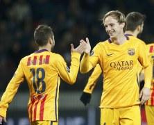 Video: BATE vs Barcelona