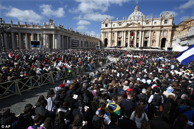 The Vatican has denied the reports, describing them as 'unfounded and seriously irresponsible'