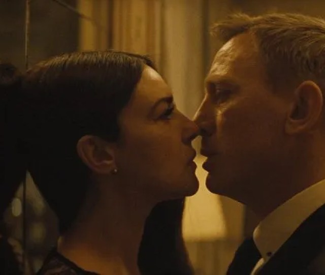 Monica Bellucci Stars In Very Steamy Scene From Spectre Daily Mail Online