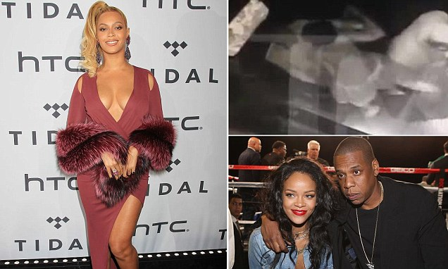 Beyoncé and Jay Z secretly separated for a year amid Rihanna affair rumours