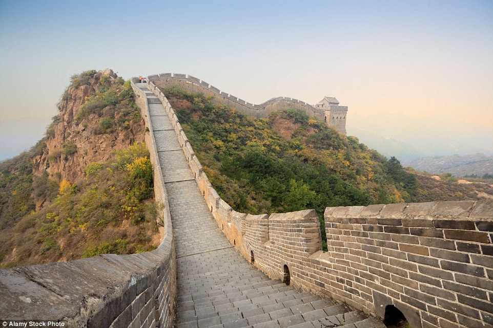 It may be one of the Seven World Wonders but nearly a third of the Great Wall of China has completely disappeared, according to a  report this year.Natural erosion, human destruction and a lack of protection means that a total of 1,220 miles of the wall, which dates back more than 2000 years, has vanished