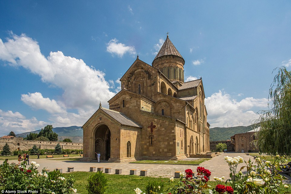 The Historical Monuments of Mtskheta also recently made the Unesco World Heritage in Danger list with 'serious deterioration of the stonework and frescoes' cited as the main threat