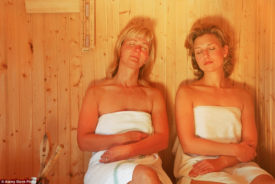Apartments with private saunas in Are, an alpine ski region in Sweden, start at 4,405 Swedish krona (£310 or $480) a week