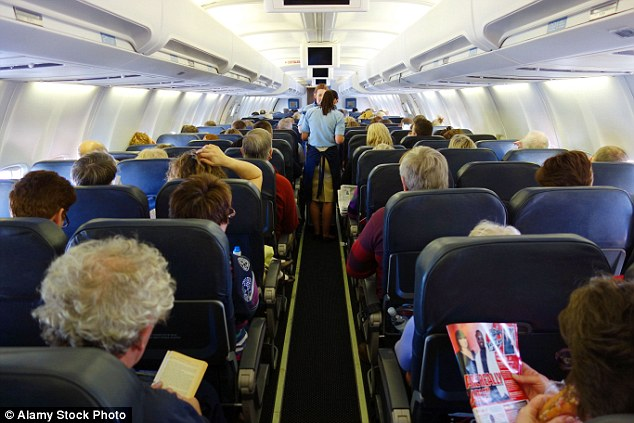 Image result for people in a plane