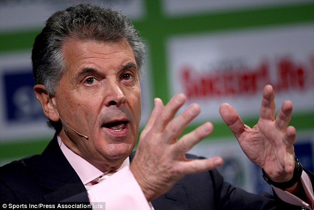 Former  FA and Arsenal vice-chairman David Dein wants FIFA abolished and recreated under a new name